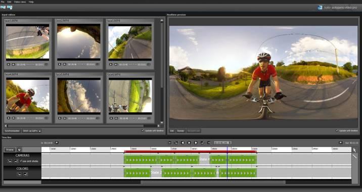 Autopano Video Pro windows