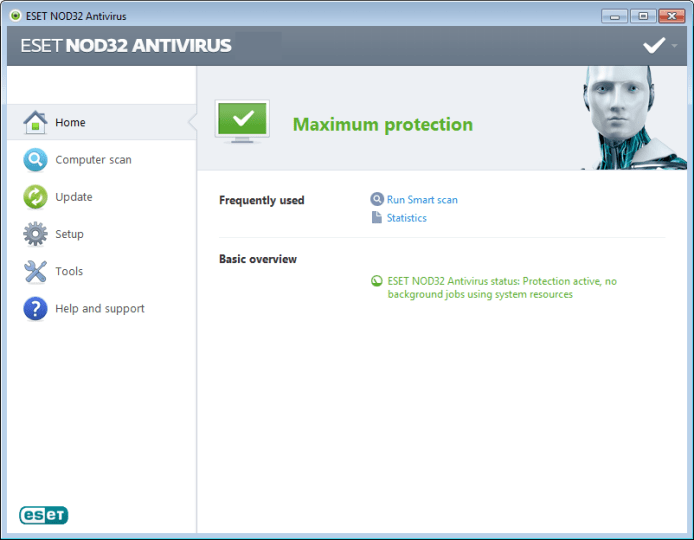 ESET NOD32 Antivirus latest version