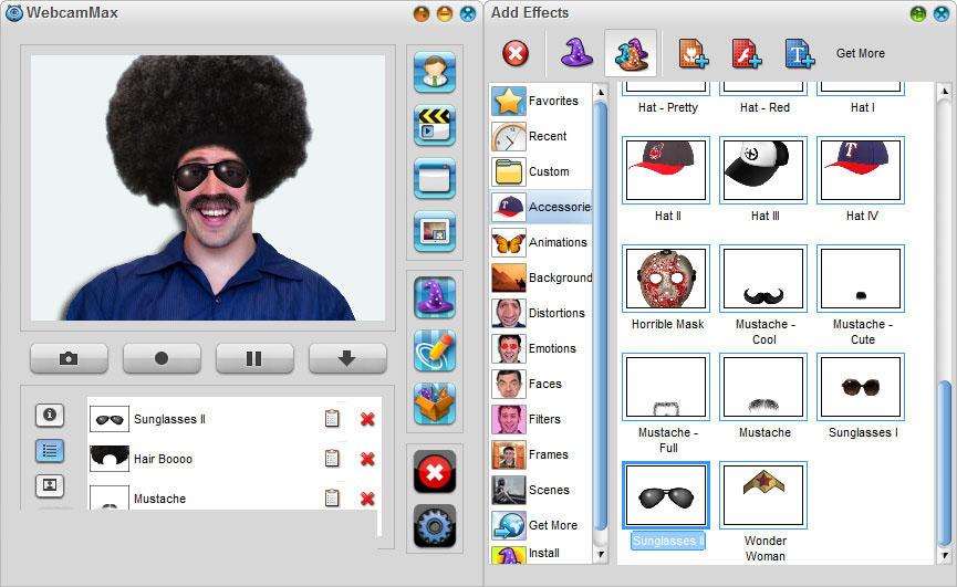 WebcamMax latest version