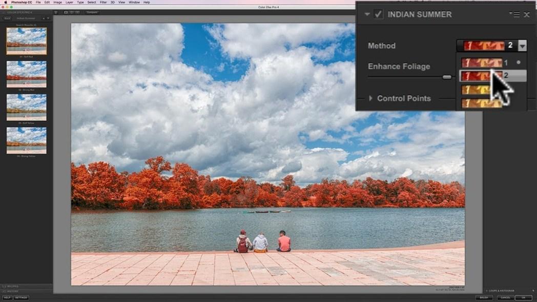 Color Efex Pro windows