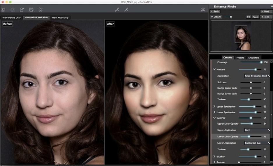 PortraitPro windows