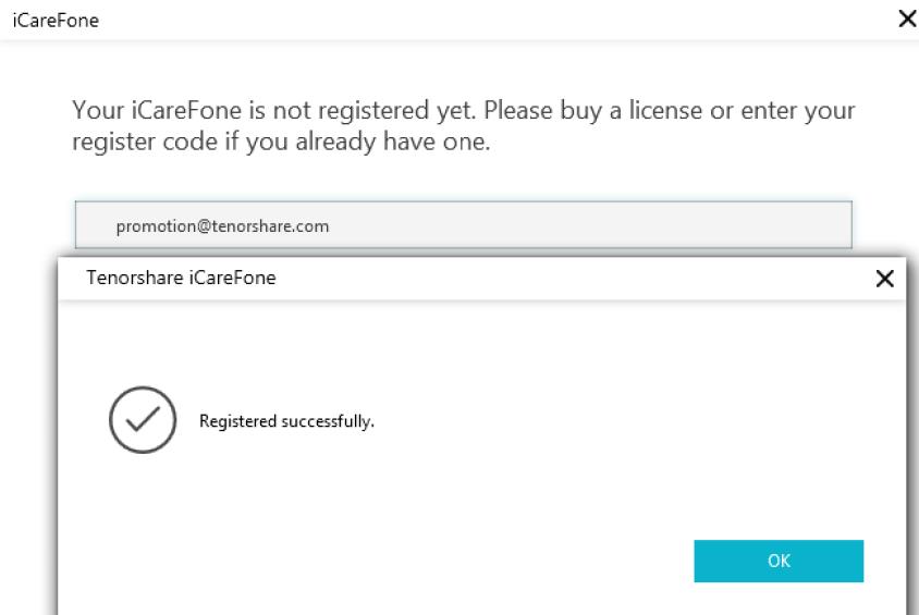 Tenorshare iCareFone windows