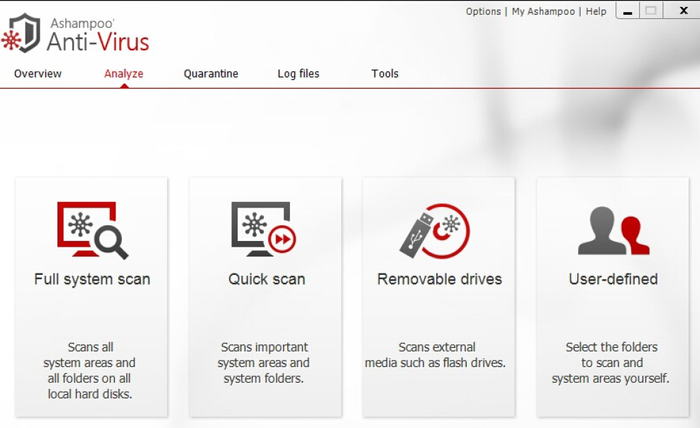 Ashampoo Anti-Virus latest version