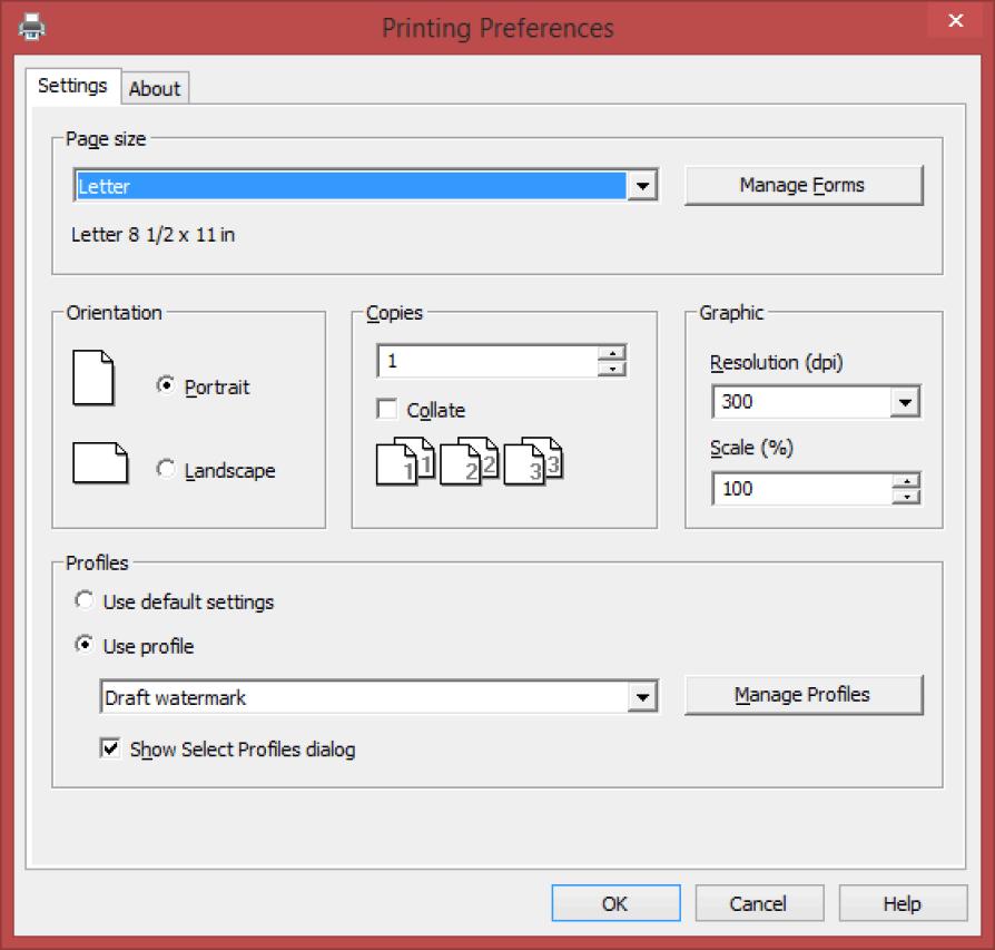 NovaPDF Pro windows