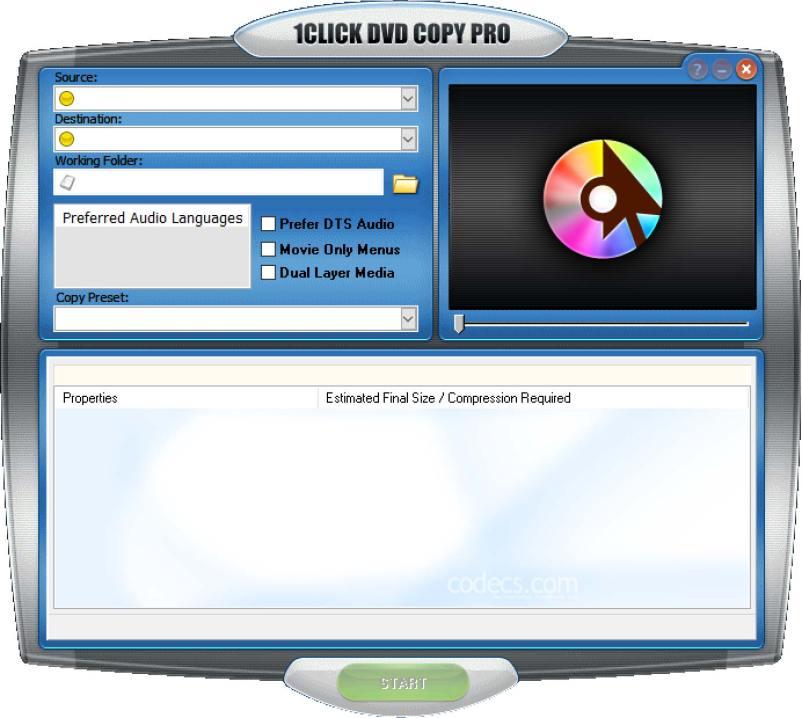 1CLICK DVD Copy Pro windows
