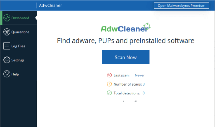 ADWCleaner latest version