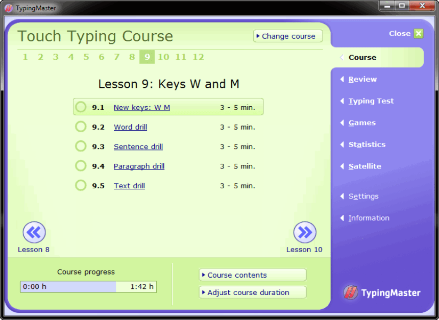 Typing Master Pro latest version