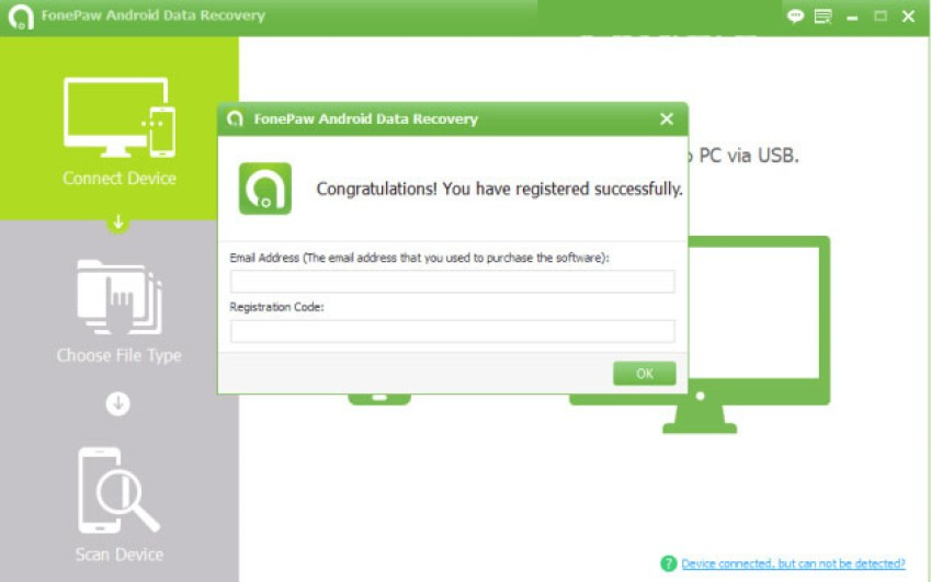 FonePaw Android Data Recovery windows