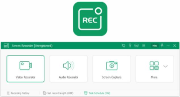 Apeaksoft Screen Recorder windows