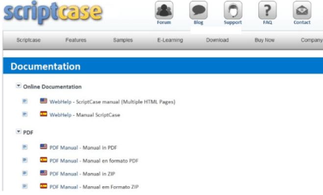 ScriptCase latest version