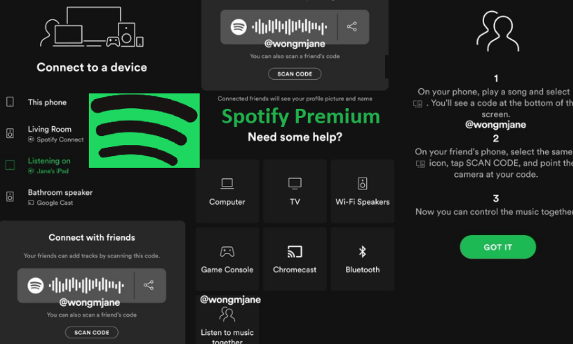 Spotify windows