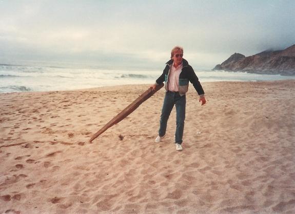 Dash Randell Big Stick