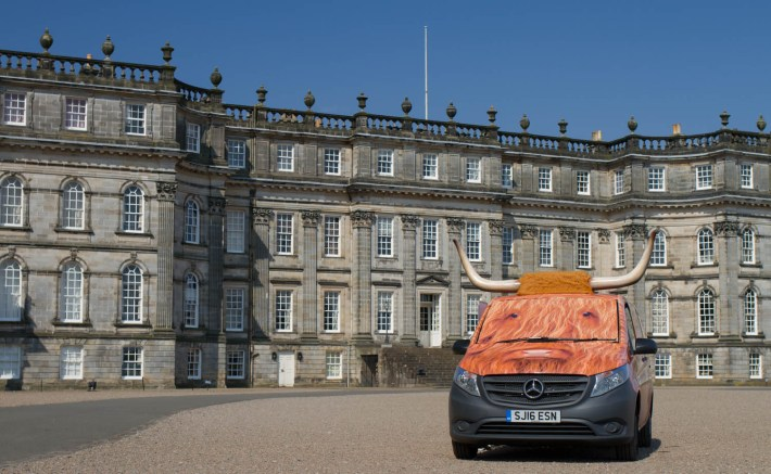 VisitScotland, Coo-Van, Scotland is Now, Scottish Travel Blog