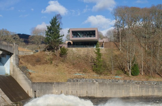 Pitlochry Dam Visitor Centre, Perthshire, Scotland Travel Guide