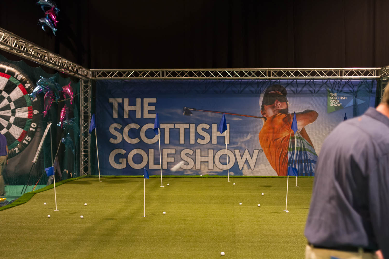 The Scottish Golf Show, Glasgow