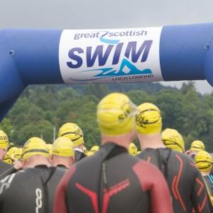 Loch Lomond, Great Scottish Swim