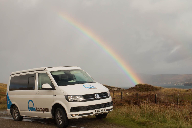 North Coast 500, Bunk Campers, Scotland Travel Guide