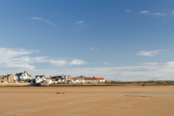 Elie Beach, Fife, Scotland Travel Guide