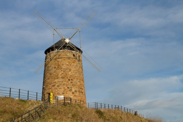 Elie Windmill, East Neuk, Fife