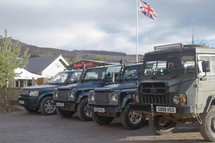 Highland Safaris, Perthshire, Travel Guide to Scotland