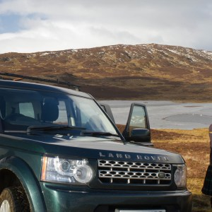 Highland Safaris, Perthshire, Get off the A9