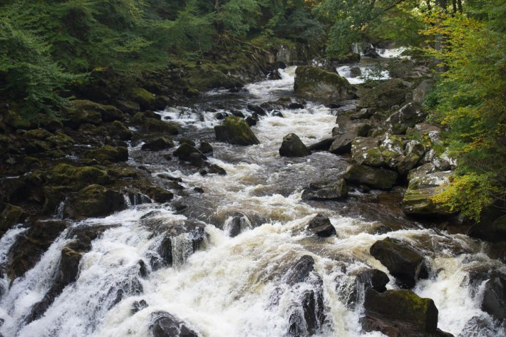 Waterfalls in Scotland, Scotland Travel Blogger, Scotland is Now