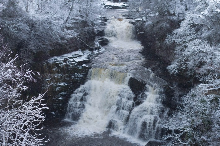 New Lanark Visitor Centre, Scottish Wildlife Trust, Waterfalls in Scotland, Scotland is Now