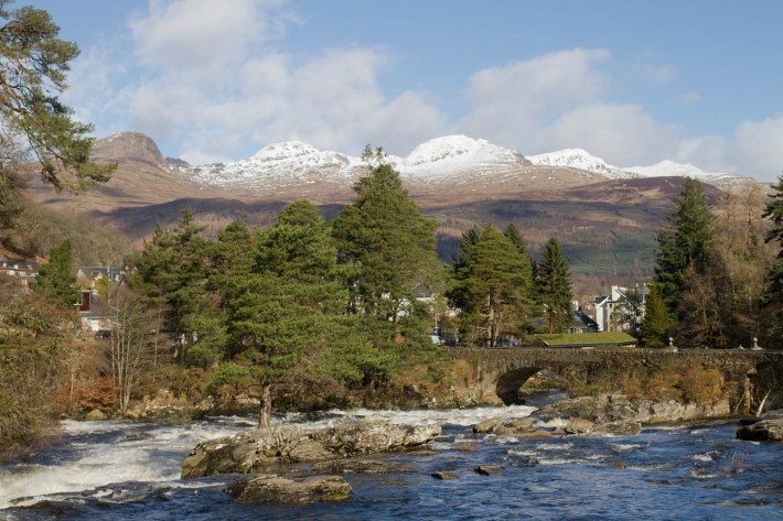Waterfalls in Scotland, Killin, Stirlingshire, Travel Blog, Scotland is Now