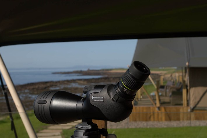 Catchpenny Safari Lodges, East Neuk, Fife, Scotland