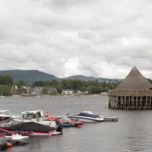 Loch Tay, Kenmore, Perthshire