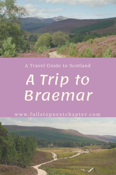 Pin for later. Trip to Braemar