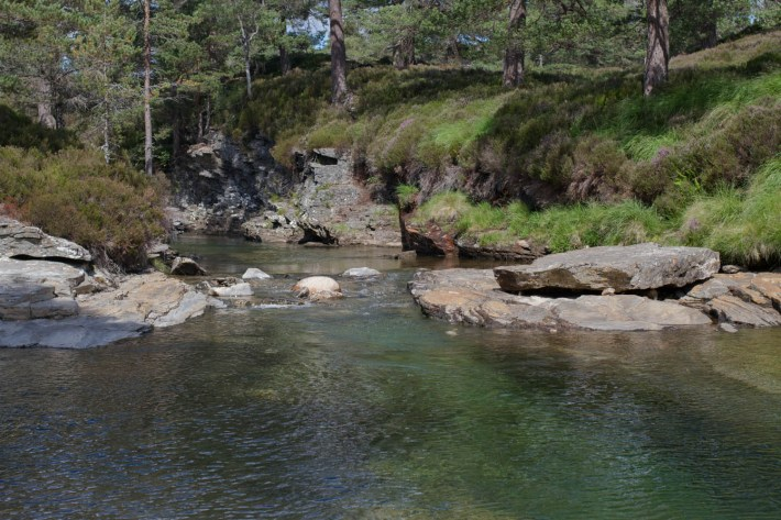 Lui Water, Mar Lodge Estate