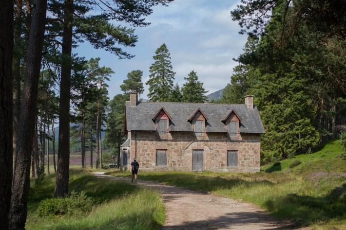 Lui Water, Mar Lodge Estate