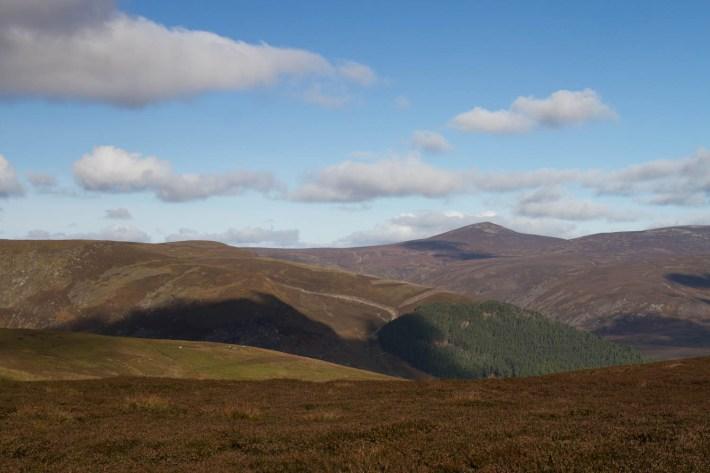 Mount Keen, Angus Glens, Scotland
