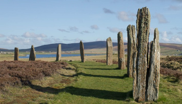 Standing stones in Orkney, Ring of Brodgar