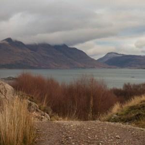 Torridon mountains, west coast of Scotland