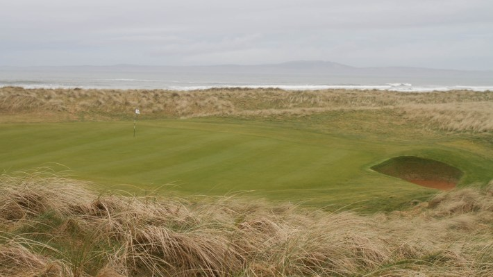 The Machrie Links Golf Course