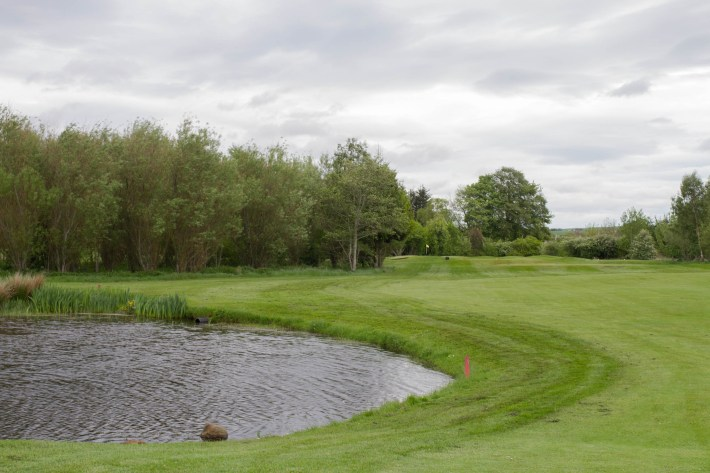 Insch Golf Course, Aberdeenshire