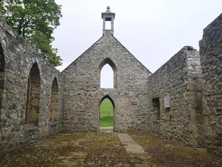 Historic Churches trail, Aberdeenshire