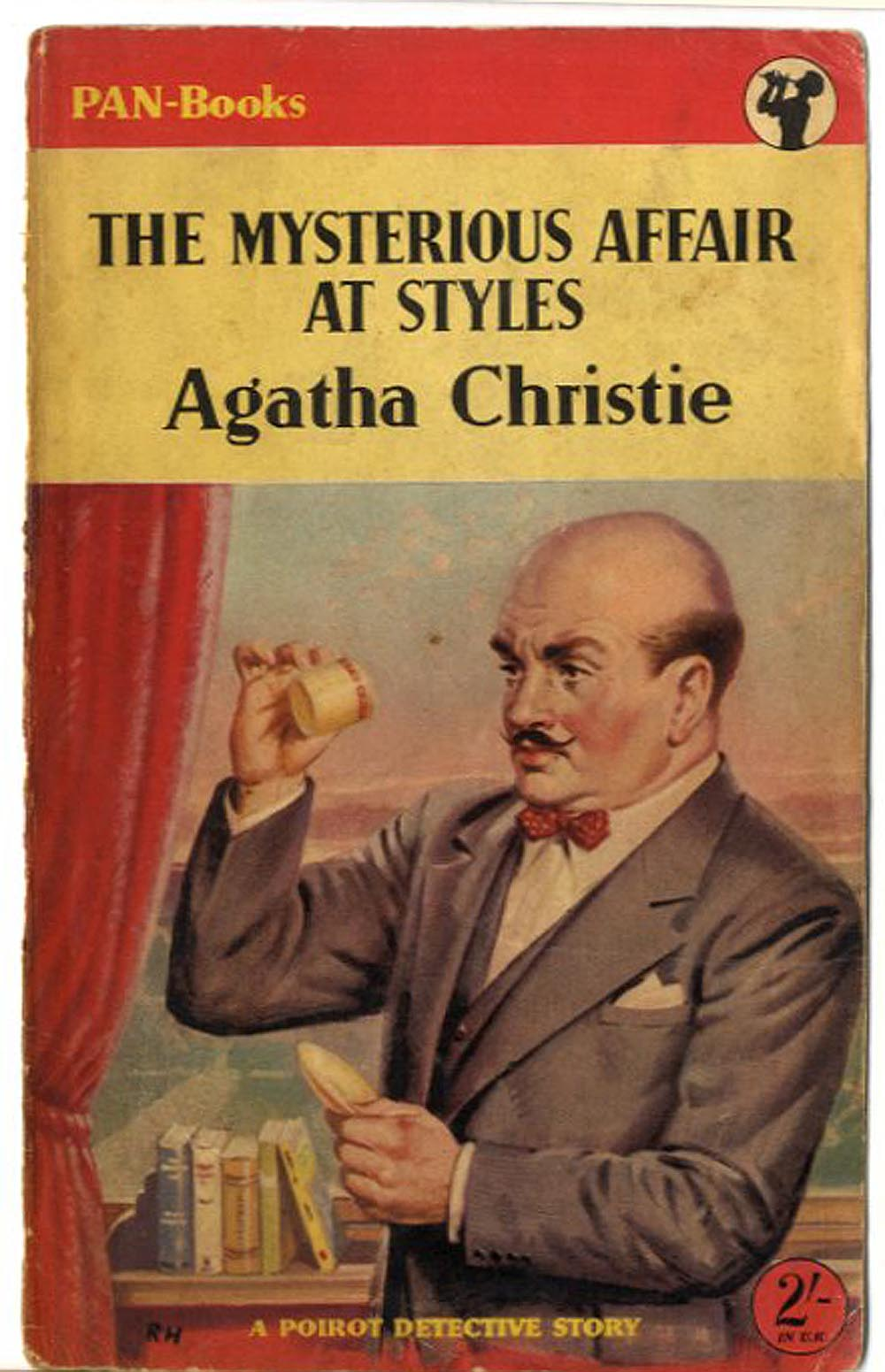 BOOK JACKETS AND COVERS Agatha Christie Gallery two