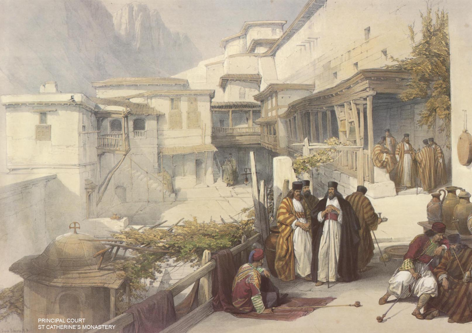 Images of Archaeology David Roberts The Holy Land