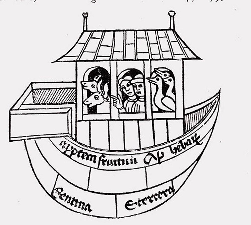 medium resolution of noah ark diagram