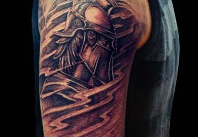 Half Sleeve Tattoo Designs Men Tattoos Designs Ideas