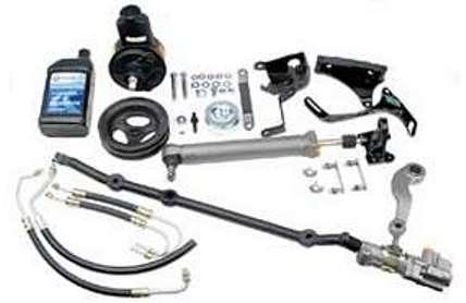 1965-1969 Corvette Power Steering Conversion Kit for Big