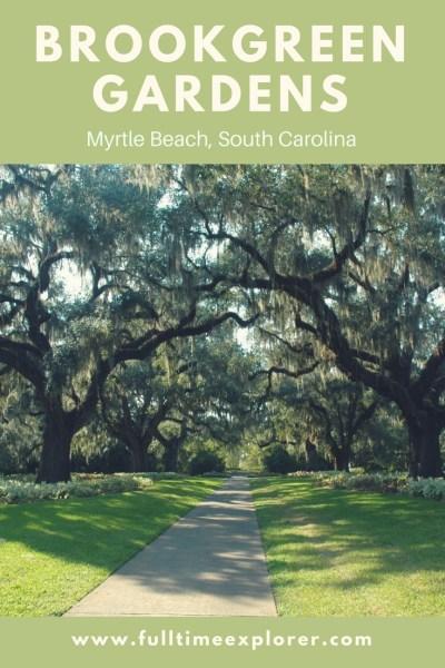 Exploring Brookgreen Gardens in Myrtle Beach South Carolina - plantation tour