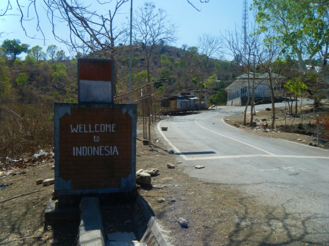 Indonesia Border