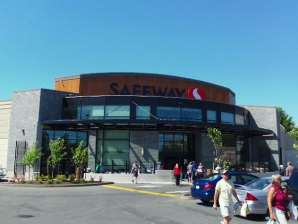 Safeway in Victoria