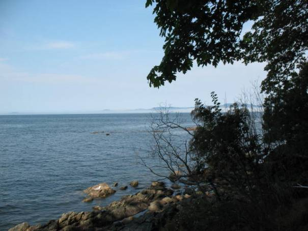 Haro Strait.