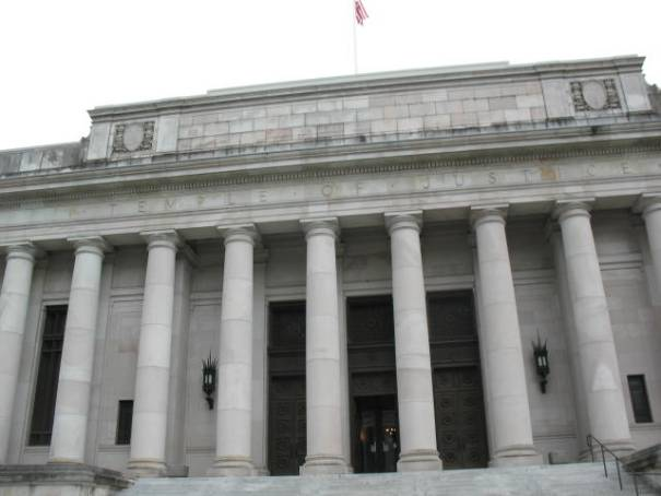 Temple of Justice.