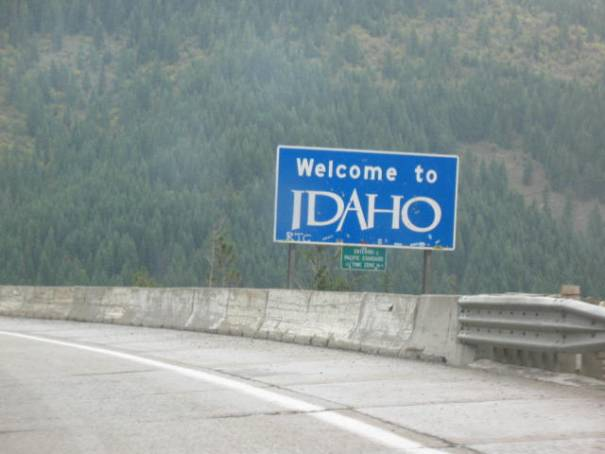 Idaho, again.